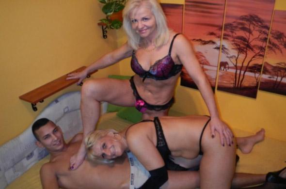 erfahrene blonde swinger milfs